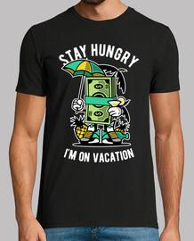 Bleib hungrig