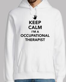 Bleib ruhig ich bin Ergotherapeut