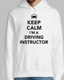 Bleib ruhig ich bin Fahrlehrer