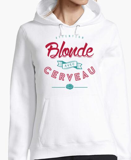 Jersey Blonde avec Cerveau