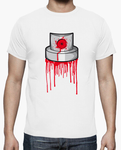 Camiseta Blood cap