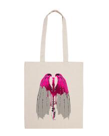 Bloody wings (rosa)