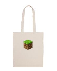 Bloque Tierra Minecraft