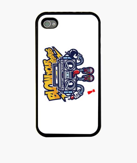 Funda iPhone Blow Your Speakers! iPhone 4/4s Case
