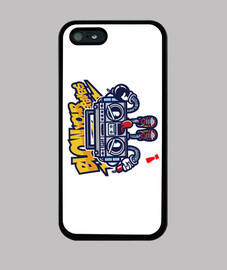 Blow Your Speakers! iPhone 5/5s Case
