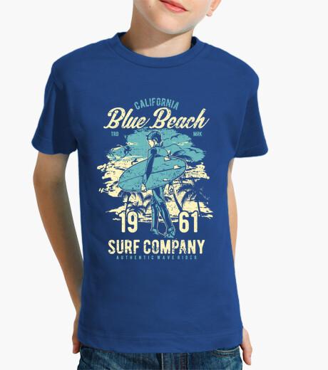 Ropa infantil Blue Beach