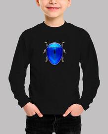 Blue beetle-Escarabajo azul