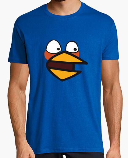 T-shirt blue bird