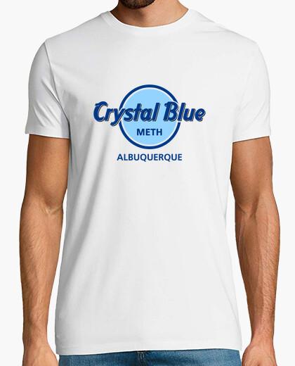 Blue crystal meth t-shirt