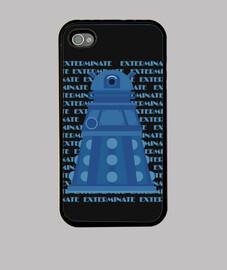 Blue Dalek IPH4
