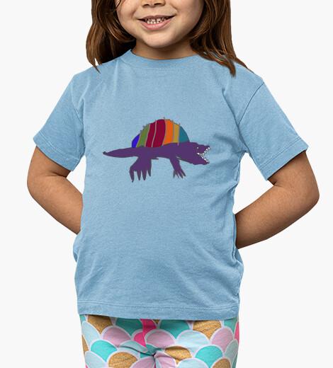 Ropa infantil Blue Dinodechse Kid