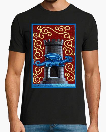 Camiseta Blue Dragon