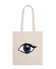 Blue eye bolsa
