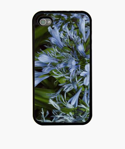 Funda iPhone Blue flowers