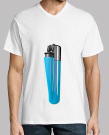 blue lighter