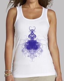 Blue Mega Digital Octopus