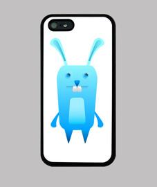 Blue Rabbit - Funda iPhone