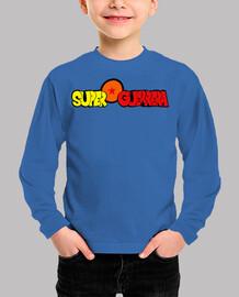 blue superguerrera (girl)