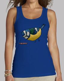 Blue Tit ladies vest