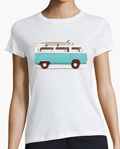 Camiseta Blue Van