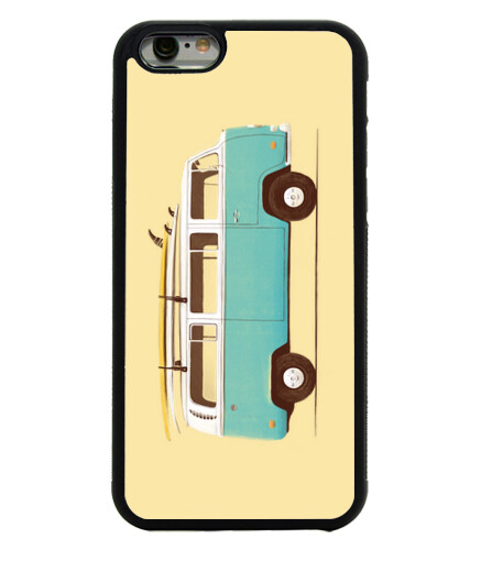 Open iPhone cases illustration