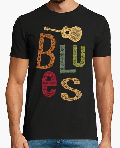 Tee-shirt blues