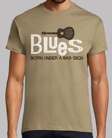 blues. born under a bad sign