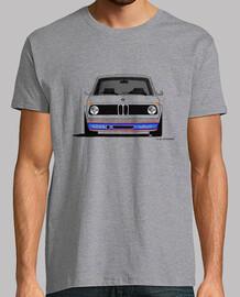 BMW 2002 Turbo con fondo transparente