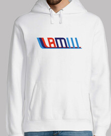 bmw couleurs sweat guy