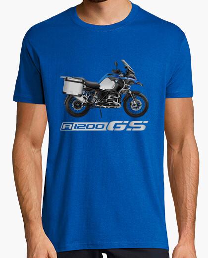 Camiseta BMW R 1200 GS Adventure Blue