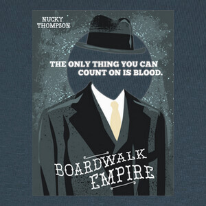 Camisetas BOARDWALK EMPIRE design1