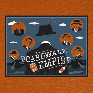 Camisetas BOARDWALK EMPIRE design2