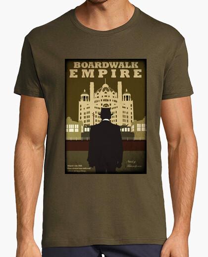Camiseta Boardwalk Empire Retro