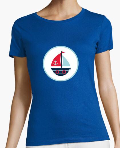 Camiseta Boat