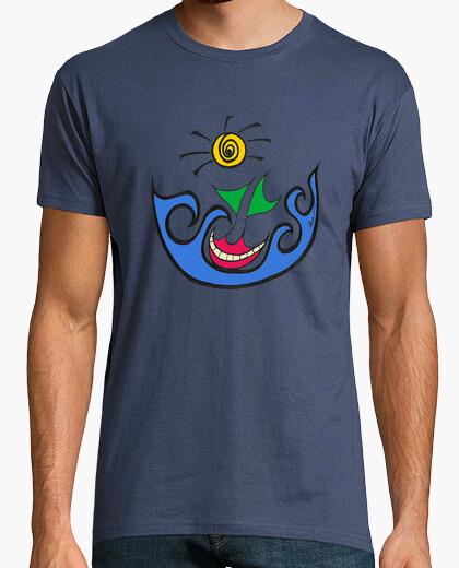 T-shirt boat-bocca