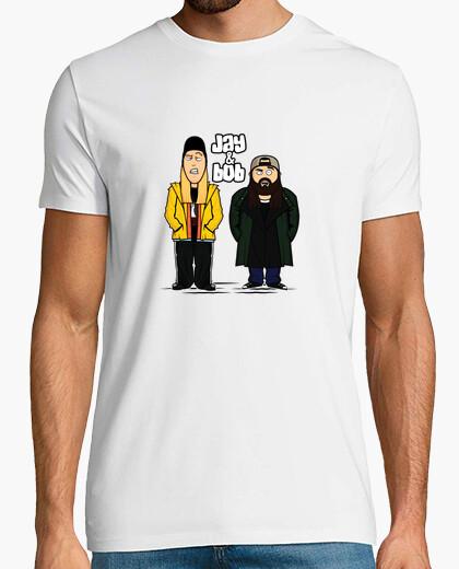 Camiseta bob & jay