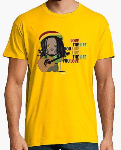 e34200e3c6b Bob marley T-shirt - 524926 | Tostadora.com