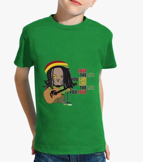 Ropa infantil Bob Marley