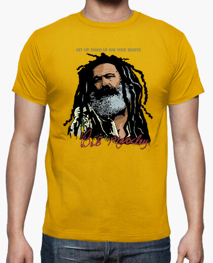 Bob marxley t-shirt