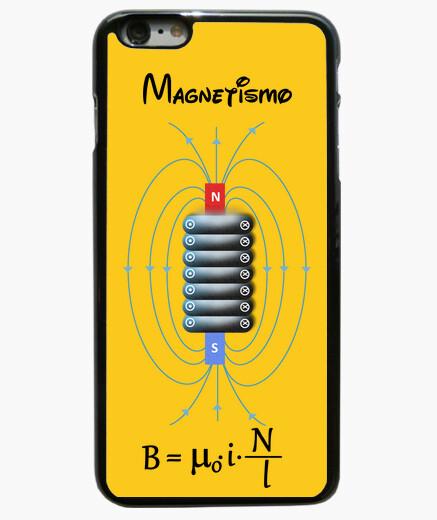 Funda iPhone 6 Plus / 6S Plus Bobina magnética
