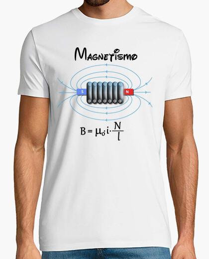Tee-shirt bobine magnétique ii