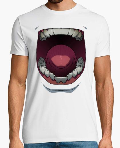 Boca camisetas friki