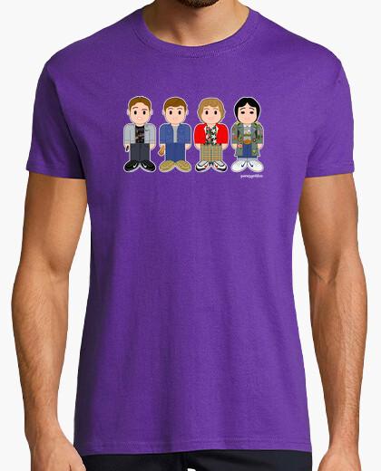 Camiseta Bocazas, Mikey, Gordi y Data
