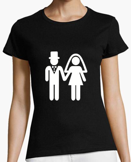 Camiseta Boda