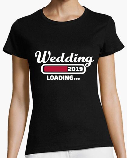 Camiseta boda 2019