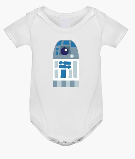 Ropa infantil Body Bebé - R2D2