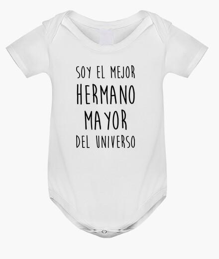 Ropa infantil Body bebé : Hermano Mayor