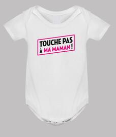 Body bébé : Maman - Fête des mères