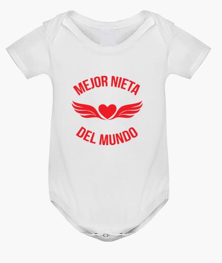 Ropa infantil Body bebé : Nieta