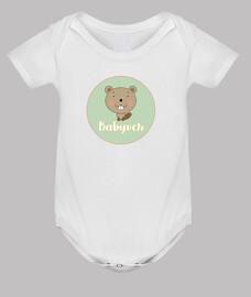 Body bebé Babyver